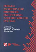 Formal Methods for Protocol Engineering and Distributed Systems 0 9780792386469 0792386469