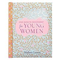 One-Min Devotions for Young Women Hardcover 1st Edition 9781432112356 143211235X