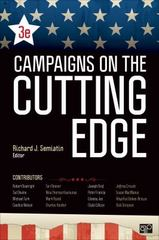 Campaigns on the Cutting Edge Third Edition 3rd Edition 9781506316451 150631645X