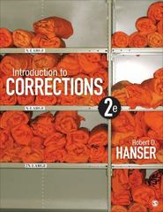 Introduction to Corrections 2nd Edition 9781506306759 1506306756