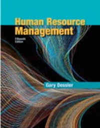 Human Resource Management 15th Edition 9780134237527 0134237528