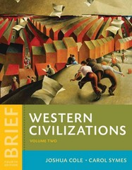 Western Civilizations 4th Edition 9780393265347 039326534X