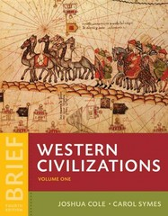 Western Civilizations 4th Edition 9780393265330 0393265331