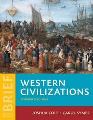 Western Civilizations 4th Edition 9780393265323 0393265323
