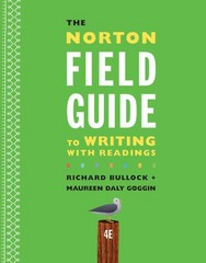 the norton field guide to writing pdf