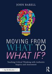 Moving From What to What If 1st Edition 9781138998612 1138998613
