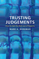 Trusting Judgements 1st Edition 9781316464199 1316464199