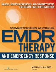 EMDR and Emergency Response 1st Edition 9780826132239 0826132235