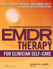EMDR for Clinician Self-Care 1st Edition 9780826132246 0826132243