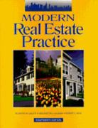 Modern Real Estate Practice 14th edition 9780793117918 0793117917