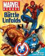 Marvel Heroes the Battle Unfolds 0 9780794413064 0794413064