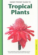 Handy Pocket Guide to Tropical Plants 0 9780794601928 0794601928