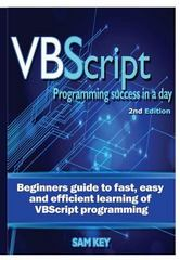VBScript Programming Success in a Day 1st Edition 9781329503144 1329503147