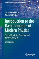 Introduction to the Basic Concepts of Modern Physics 3rd Edition 9783319206301 3319206303