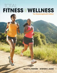 Total Fitness & Wellness, The MasteringHealth Edition, Brief Edition 5th Edition 9780134299211 0134299213