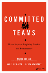 Committed Teams 1st Edition 9781119157410 1119157412