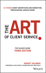 The Art of Client Service 3rd Edition 9781119227939 1119227933