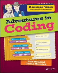 Adventures in Coding 1st Edition 9781119232759 1119232759