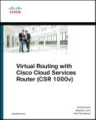 Virtual Routing in the Cloud 1st Edition 9781587144943 1587144948