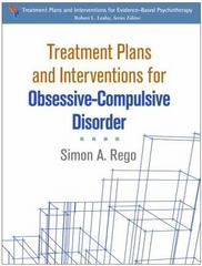 Treatment Plans and Interventions for Obsessive-Compulsive Disorder 1st Edition 9781462525683 1462525687
