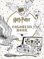 Harry Potter - The Coloring Book 1st Edition 9781338029994 1338029991