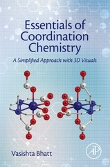 Essentials of Coordination Chemistry 1st Edition 9780128039373 012803937X