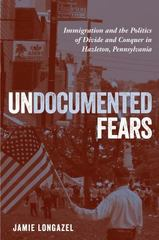 Undocumented Fears 1st Edition 9781439912683 1439912688