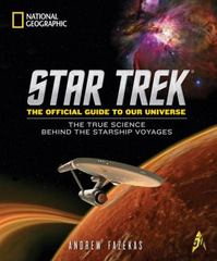 Star Trek The Official Guide to Our Universe 1st Edition 9781426216527 1426216521