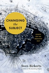 Changing the Subject 1st Edition 9781555979102 1555979106