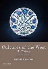 Cultures of the West: A History, Combined 2nd Edition 9780190240561 0190240563