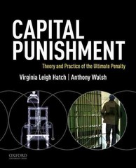 Capital Punishment 1st Edition 9780190212681 0190212683