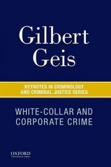 White-Collar and Corporate Crime 1st Edition 9780190219284 0190219289