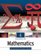 Mathematics 2nd Edition 9780028663784 0028663780
