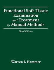 Functional Soft Tissue Examination and Treatment 3e 3rd Edition 9781284131673 128413167X