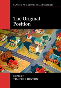 The Original Position 1st Edition 9781316446904 1316446905
