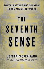 The Seventh Sense 1st Edition 9780316285063 0316285064