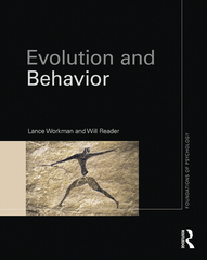 Evolution and Behavior 1st Edition 9781317536826 1317536827