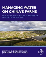 Managing Water on China's Farms 1st Edition 9780128052945 0128052945