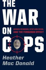 War on Police 1st Edition 9781594038754 1594038759