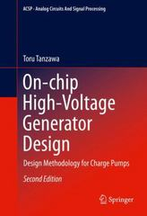 On-Chip High-Voltage Generator Design 2nd Edition 9783319219745 331921974X