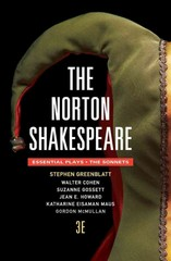 The Norton Shakespeare 3rd Edition 9780393938630 0393938638