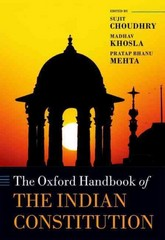 The Oxford Handbook of the Indian Constitution 1st Edition 9780198704898 0198704895