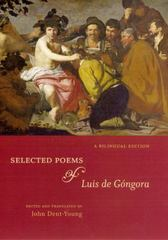 Selected Poems of Luis de Gngora 1st Edition 9780226378879 022637887X