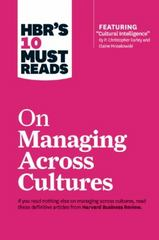 On Managing Across Cultures 1st Edition 9781633691629 1633691624