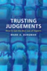Trusting Judgements 1st Edition 9781107531024 1107531020