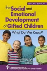 The Social and Emotional Development of Gifted Children 2nd Edition 9781618214867 1618214861