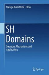 SH Domains 1st Edition 9783319200989 3319200984