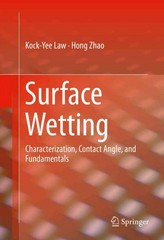 Surface Wetting 1st Edition 9783319252148 3319252143