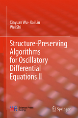 Structure-Preserving Algorithms for Oscillatory Differential Equations II 2nd Edition 9783662481561 3662481561