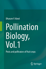 Pollination Biology, Vol.1 1st Edition 9783319210858 3319210858